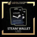 STEAM WALLET [ USD ]