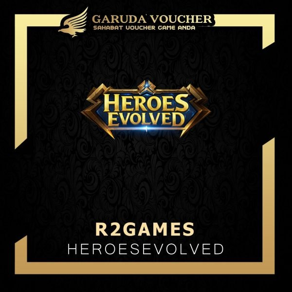 Heroes Evolved Garuda Voucher