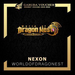 Word Of Dragonest Garuda Voucher