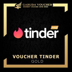 Voucher Tinder Gold